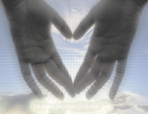 Healing hands for web gallery